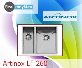 Кухонная мойка Artinox SF 260 (LF 260)