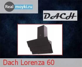 Кухонная вытяжка Dach Lorenza 60