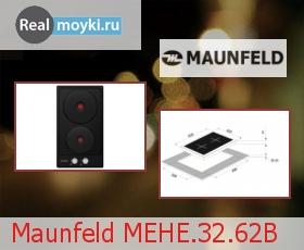 Варочная поверхность Maunfeld MEHE.32.62B