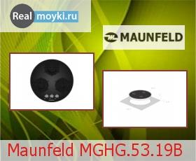 Варочная поверхность Maunfeld MGHG.53.19B