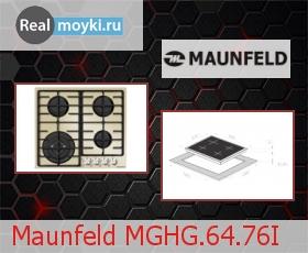 Варочная поверхность Maunfeld MGHG.64.76