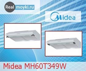 Кухонная вытяжка Midea MH60T349W