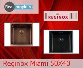 Кухонная мойка Reginox Miami 50X40