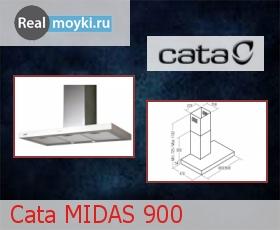 Кухонная вытяжка Cata Midas 900