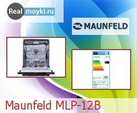 Посудомойка Maunfeld MLP-12B