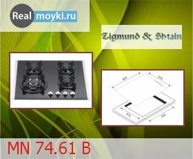 Варочная поверхность Zigmund Shtain MN 74.61 B