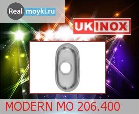 Кухонная мойка Ukinox Модерн MOP 206.400