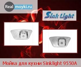 Кухонная мойка Sinklight 9550A