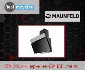 Кухонная вытяжка Maunfeld MZR 60 Black