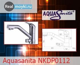 Кухонный смеситель Aquasanita NKDP0112