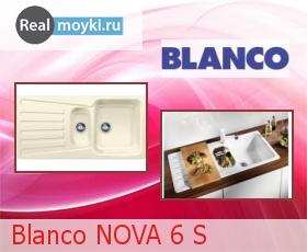 Кухонная мойка Blanco NOVA 6 S