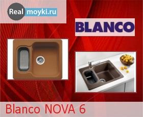 Кухонная мойка Blanco NOVA 6