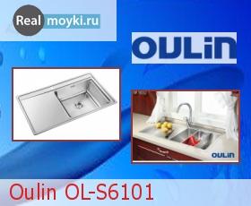 Кухонная мойка Oulin OL-S6101
