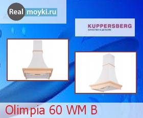 Кухонная вытяжка Kuppersberg Olimpia 60 WM B