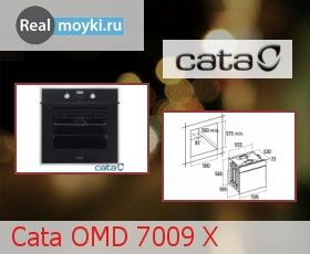 Духовка Cata OMD 7009 X