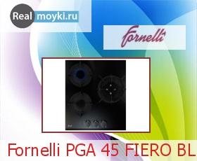 Варочная поверхность Fornelli PGA 45 FIERO