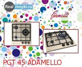 Варочная поверхность Fornelli PGT 45 ADAMELLO