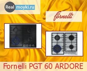 Варочная поверхность Fornelli PGT 60 ARDORE