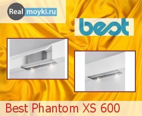 Кухонная вытяжка Best Phantom XS 600