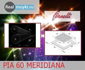 Варочная поверхность Fornelli PIA 60 MERIDIANA