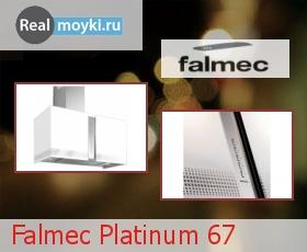 Кухонная вытяжка Falmec Platinum 67