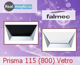 Кухонная вытяжка Falmec Prisma 115 (800) Vetro