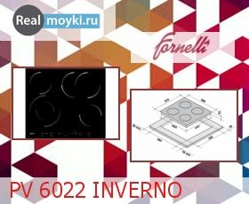 Варочная поверхность Fornelli PV 6022 INVERNO