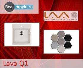 Кухонная мойка Lava Q1