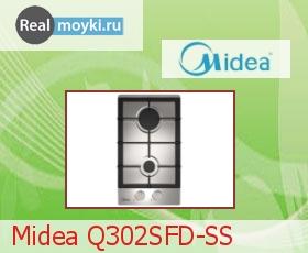 Варочная поверхность Midea Q302SFD-SS