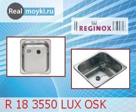 Кухонная мойка Reginox R18 3530 Lux OSK