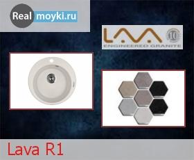 Кухонная мойка Lava R1