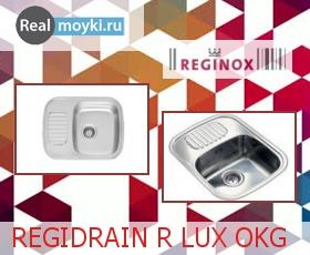 Кухонная мойка Reginox Regidrain R Lux