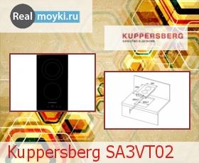 Варочная поверхность Kuppersberg SA3VT02