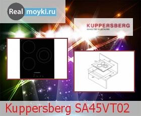 Варочная поверхность Kuppersberg SA45VT02