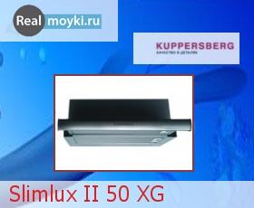 Кухонная вытяжка Kuppersberg Slimlux II 50 XG
