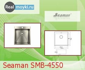 Кухонная мойка Seaman SMB-4550