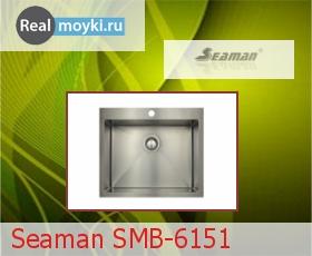 Кухонная мойка Seaman SMB-6151