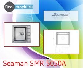 Кухонная мойка Seaman SMR 5050A