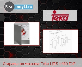 Teka Стиральная машина Теka LSI5 1480 EXP