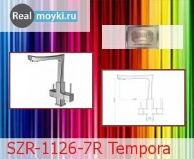 Кухонный смеситель Zorg SZR-1126-7R Tempora