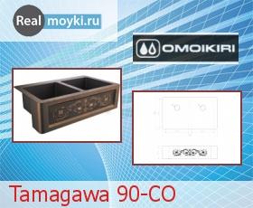 Мойка для кухни Omoikiri