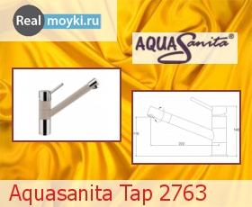 Кухонный смеситель Aquasanita Tap 2763
