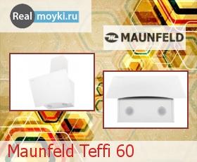 Кухонная вытяжка Maunfeld Teffi 60