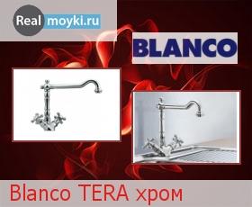 Кухонный смеситель Blanco Tera хром