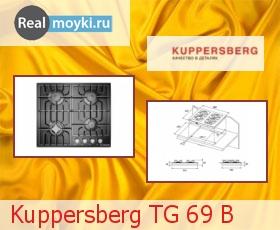 Варочная поверхность Kuppersberg TG 69 B