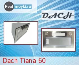 Кухонная вытяжка Dach Tiana 60