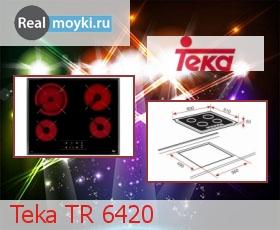 Варочная поверхность Teka TR 6420