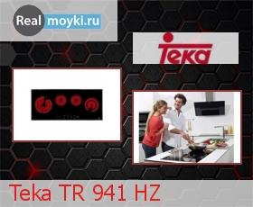 Варочная поверхность Teka TR 941 HZ
