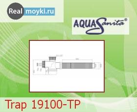 Аксессуар Aquasanita Trap 19100-ТР