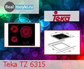 Варочная поверхность Teka TZ 6315